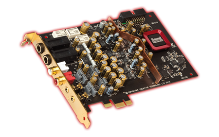 Picture for category Sound Cards