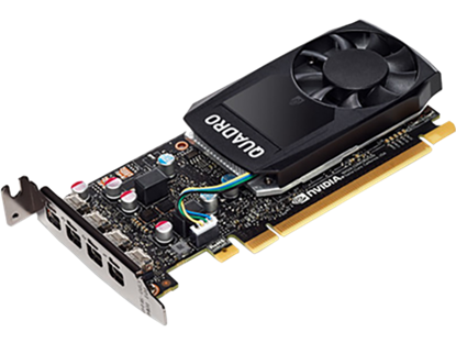 Picture of NVIDIA Quadro P620 2GB Graphics Card (3ME25AA)
