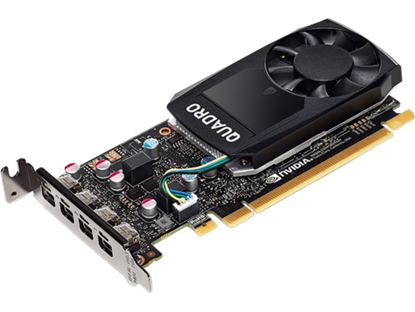 Picture of NVIDIA Quadro P600 (2GB) Graphics Card (1ME42AA)