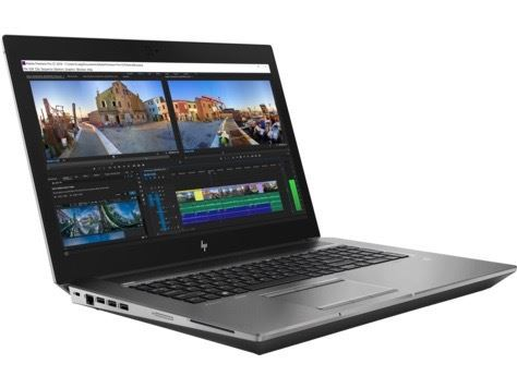 Picture of HP ZBook 17 G5 Mobile Workstation i7-8750H