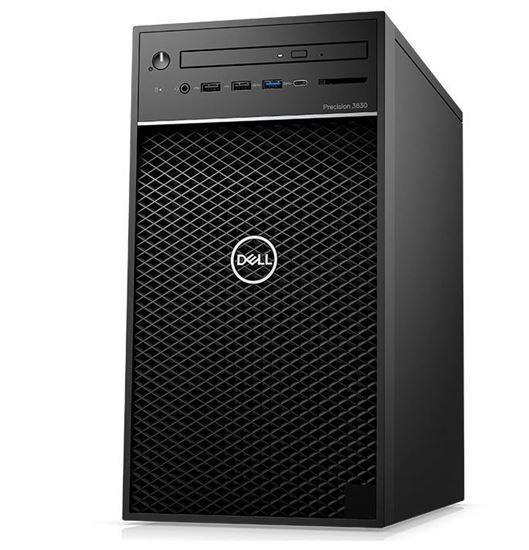 Picture of Precision 3630 Tower Workstation i3-8100