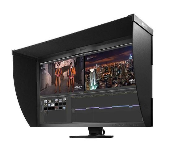 "Picture of EIZO ColorEdge CG277 27"" Hardware Calibration LCD Monitor"