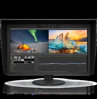 """Picture of EIZO ColorEdge CG279X 27"""" Hardware Calibration LCD Monitor"""