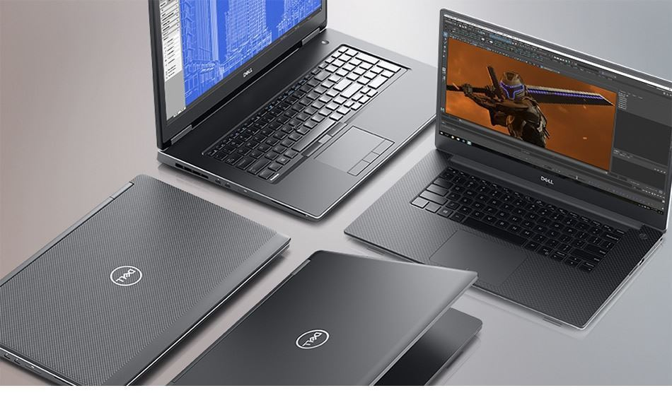 Picture of Precision 5530 Mobile Workstation i7-8850H