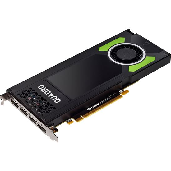 Picture of NVIDIA Quadro P4000 (8GB) Graphics Card (1ME40AA)