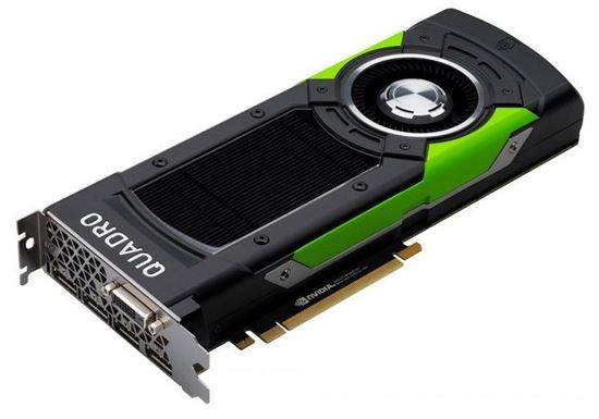 Picture of NVIDIA Quadro P6000 (24GB) Graphics Card (Z0B12AA)