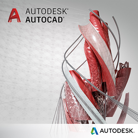 Picture of AutoCAD - including specialized toolsets AD Commercial New Single-user ELD Annual Subscription (C1RK1-WW1762-T727)