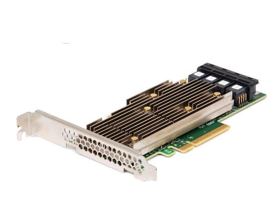 Picture of MegaRAID 9460-16i 12Gb/s PCIe RAID controller (4GB cache) with 3-4 Front FlexBay NVMe PCIe Drives
