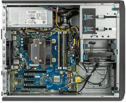 Picture of HP Z2 Tower G4 Workstation E-2224G