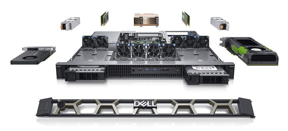 Picture of Precision 3930 Rack Workstation E-2276G