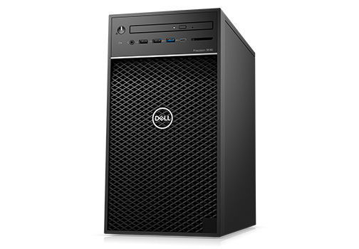 Picture of Dell Precision 3640 Tower Workstation i3-10100