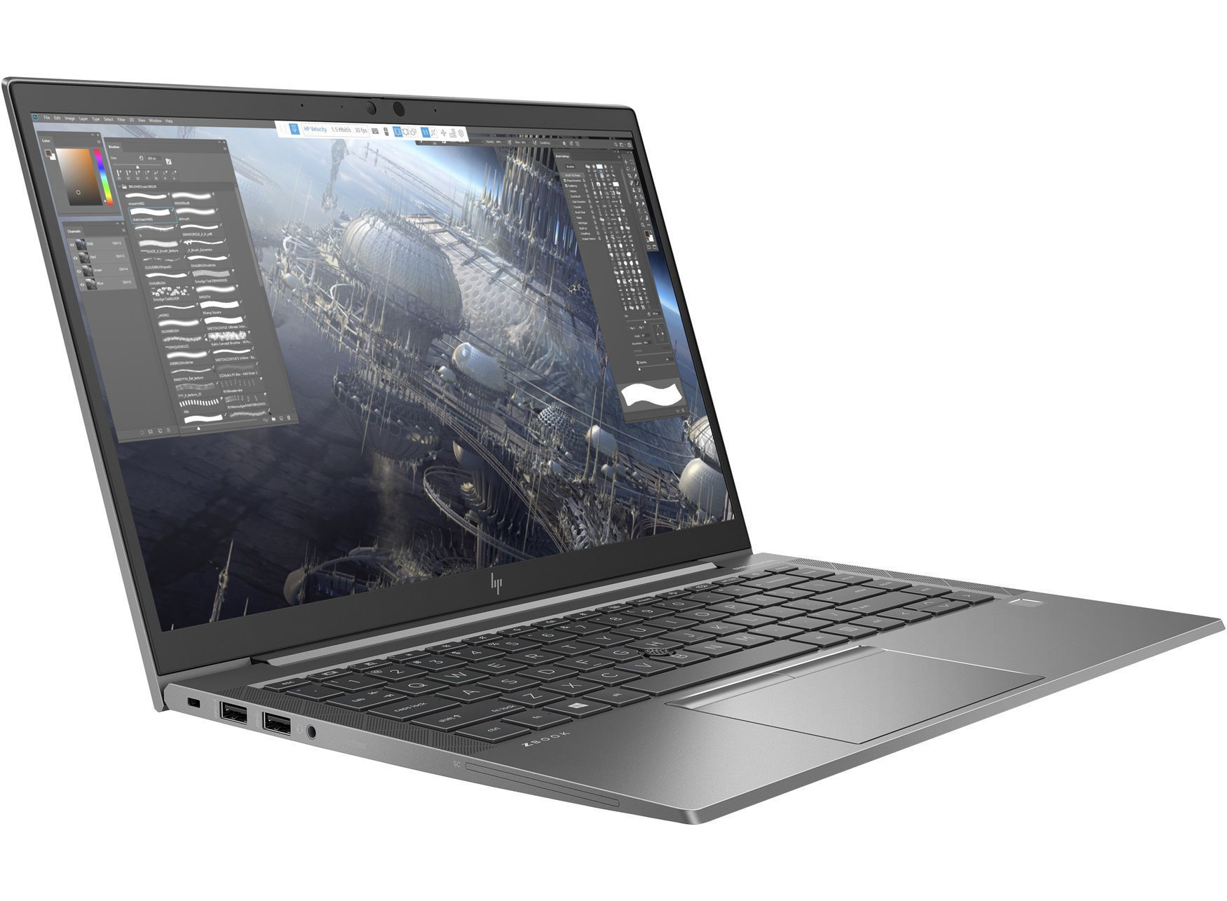 Picture of HP ZBook Firefly 14 G7 Mobile Workstation i7-10510U