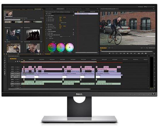 Picture of Monitor Dell 25' widescreen, QHD 2560 x 1440, PremierColor - UP2516D