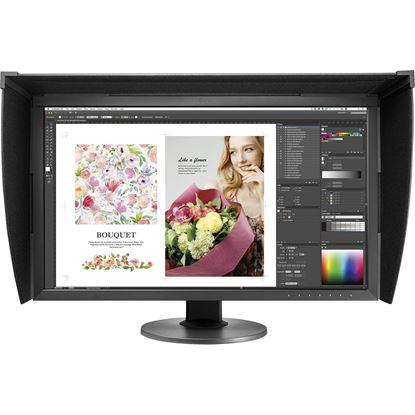 """Picture of EIZO ColorEdge CG2730 27"""" Hardware Calibration LCD Monitor"""