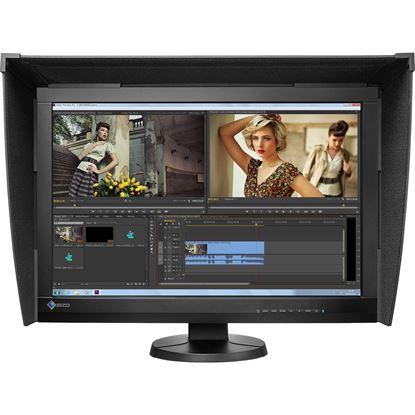 """Picture of EIZO ColorEdge CG247X 24.1"""" Hardware Calibration LCD Monitor"""
