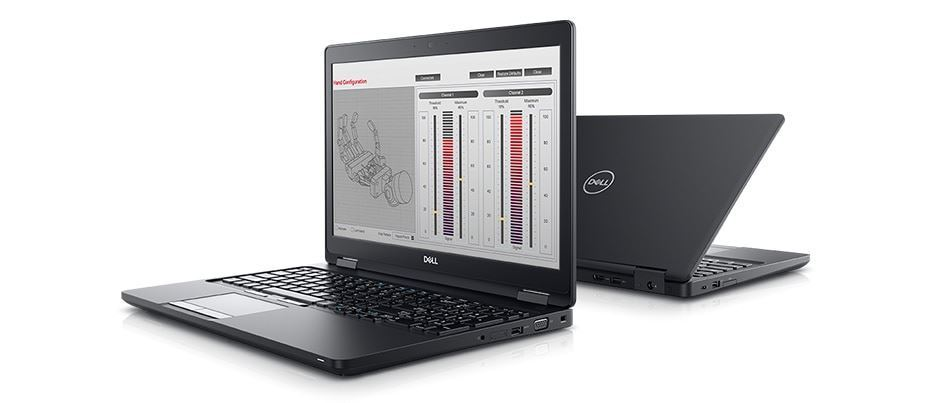 Picture of Precision 3530 Mobile Workstation i5-8400H