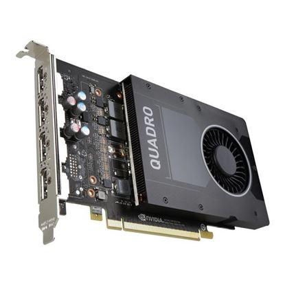 Picture of NVIDIA® Quadro® P2000, 5GB, 4 DP