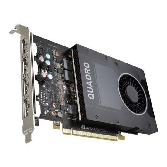 Picture of NVIDIA® Quadro® P4000, 8GB, 4 DP