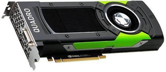 Picture of NVIDIA® Quadro® P6000, 24GB, 4 DP, DL-DVI-D