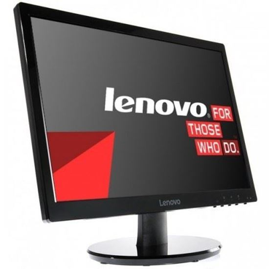 Picture of ThinkVision E2054 19.5-inch LED Backlit LCD Monitor (60DFAAR1WW)