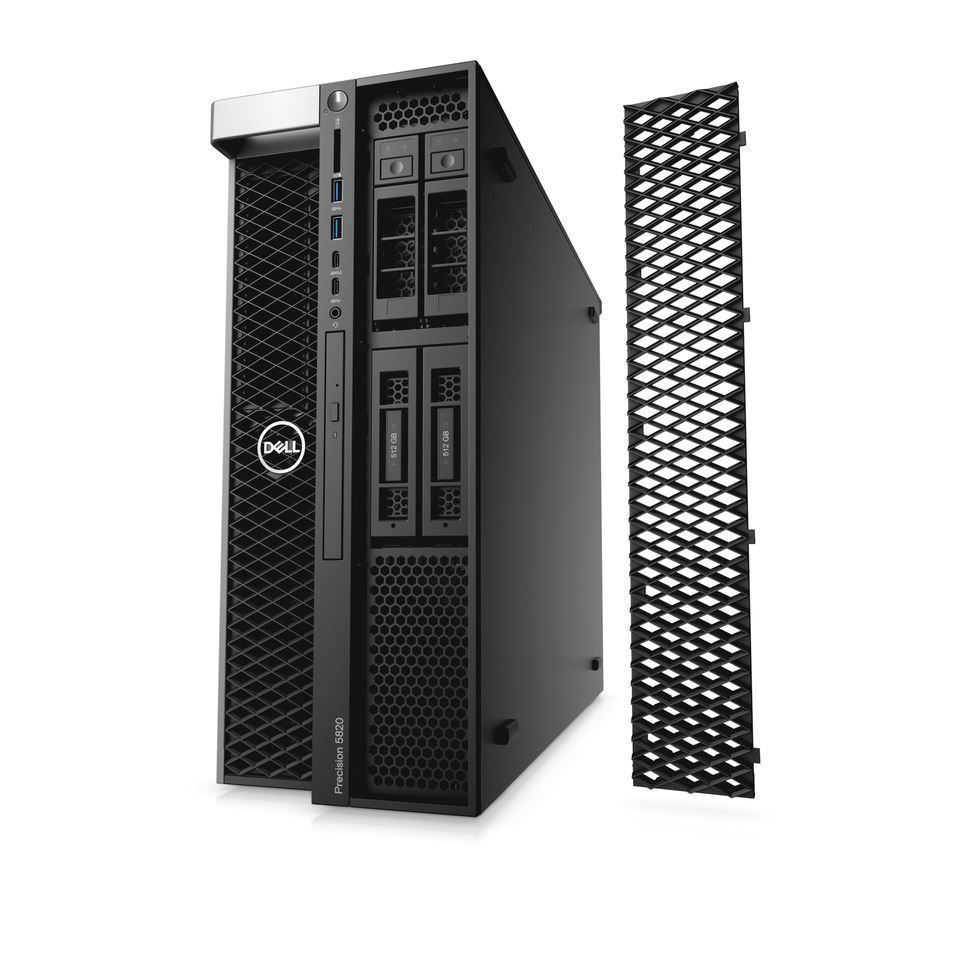 Picture of Dell Precision 5820 Tower Workstation W-2102