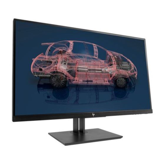 Picture of HP Z27n G2 27-inch Display (1JS10A4)