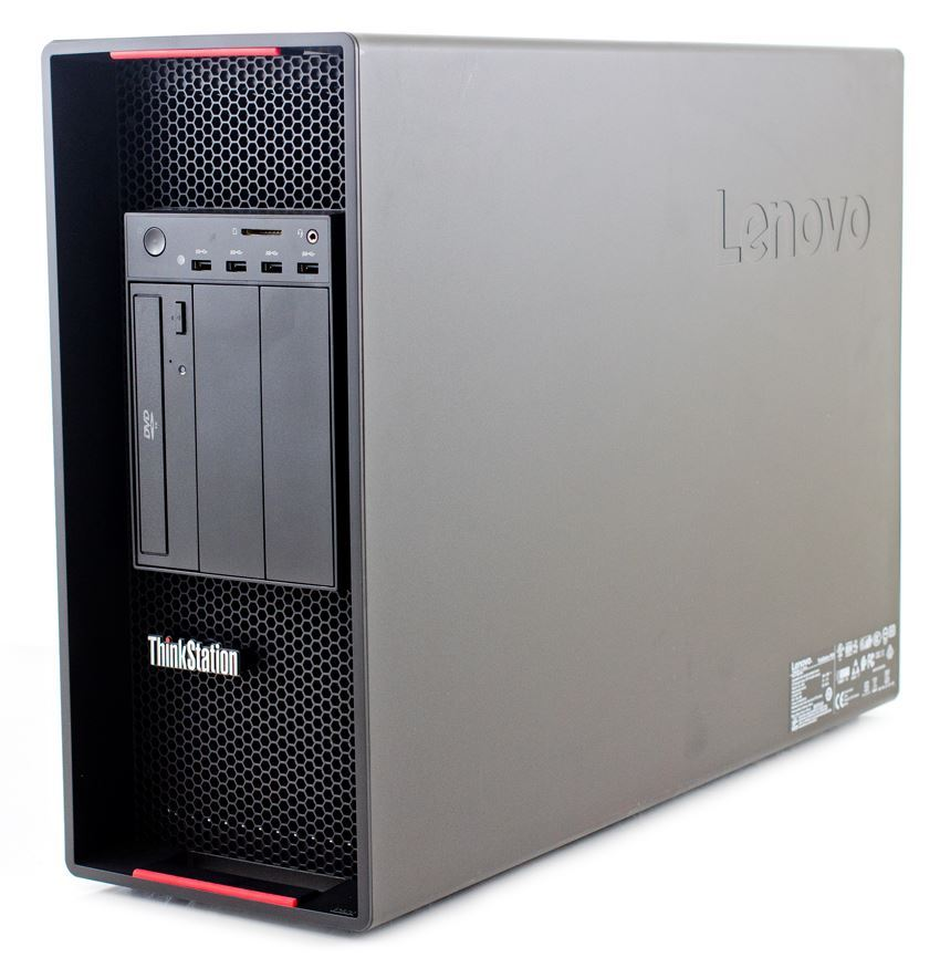 Picture of ThinkStation P920 Workstation Silver 4210