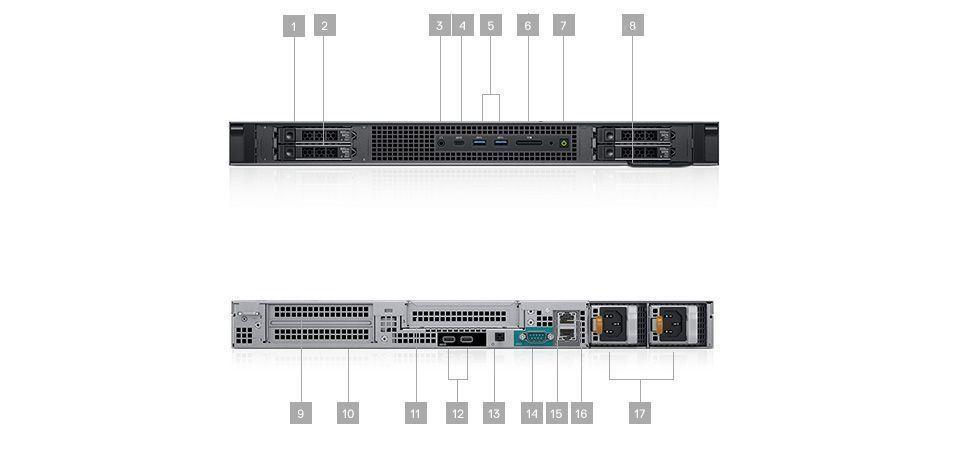 Picture of Precision 3930 Rack Workstation E-2234