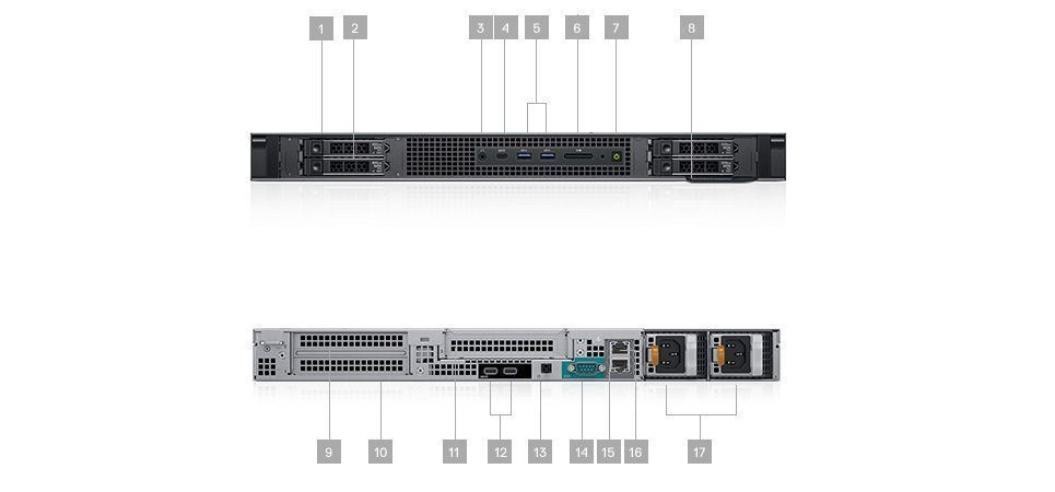 Picture of Precision 3930 Rack Workstation E-2276G