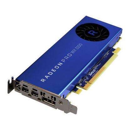 Picture of Radeon Pro WX 3100, 4GB, DP, 2 mDP