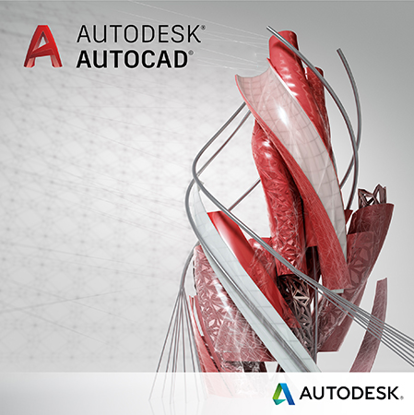 Picture of AutoCAD - including specialized toolsets AD Commercial New Single-user ELD 3-Year Subscription (C1RK1- WW3611- L802)